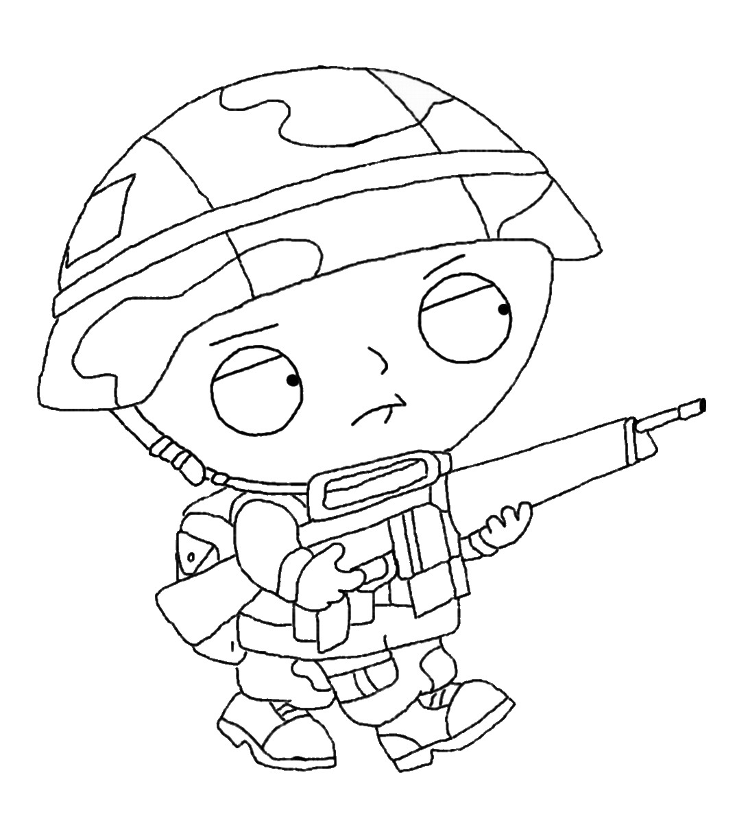 1075x1200 Family Guy Coloring Pages