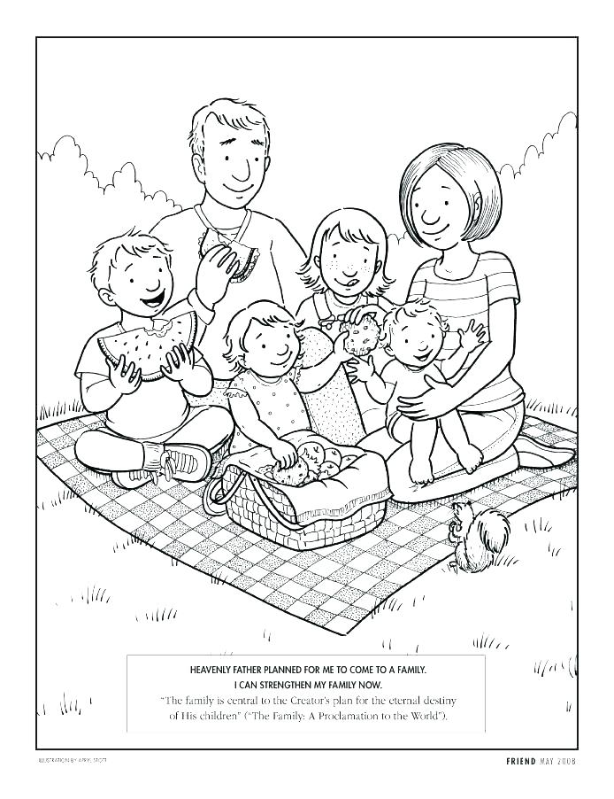 694x902 Holy Family Coloring Page Holy Family Coloring Pages Happy Fun