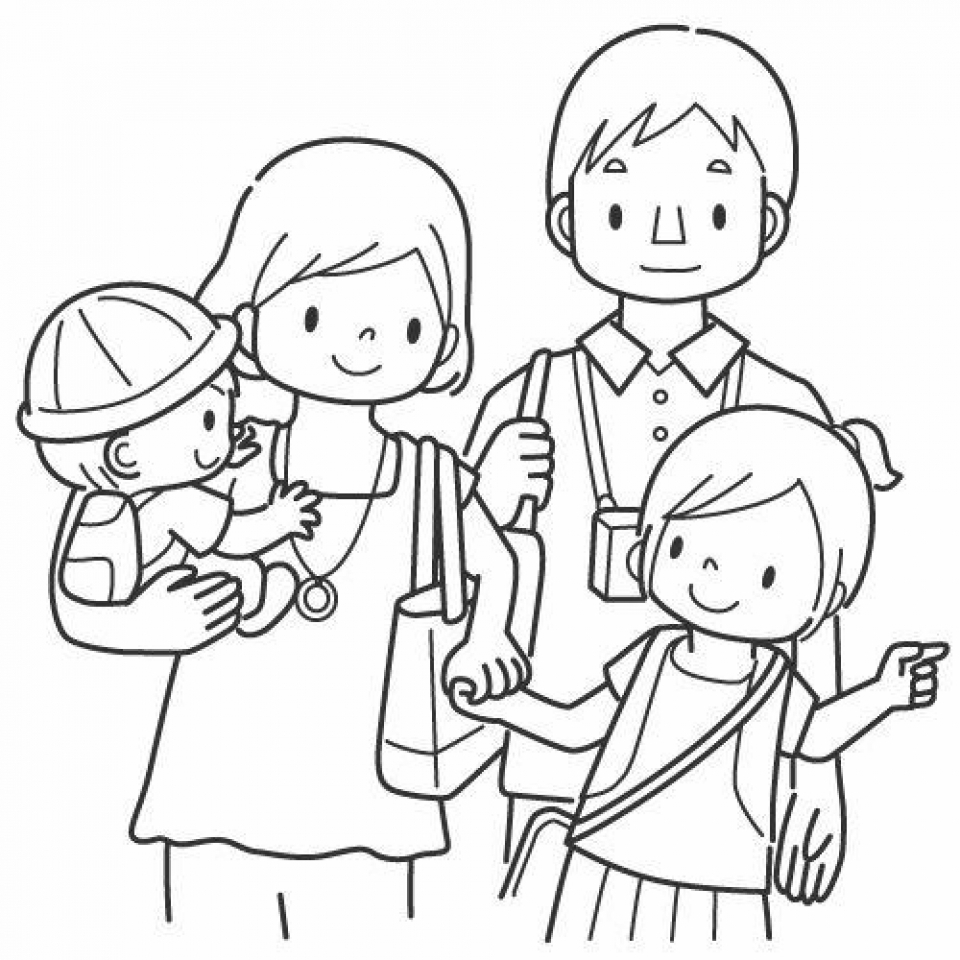 960x960 Family Coloring Pages With Wallpapers Iphone Mayapurjacouture