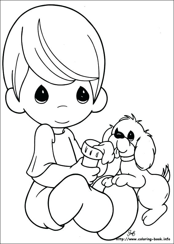 567x794 Precious Moments Family Coloring Pages Precious Moments Precious