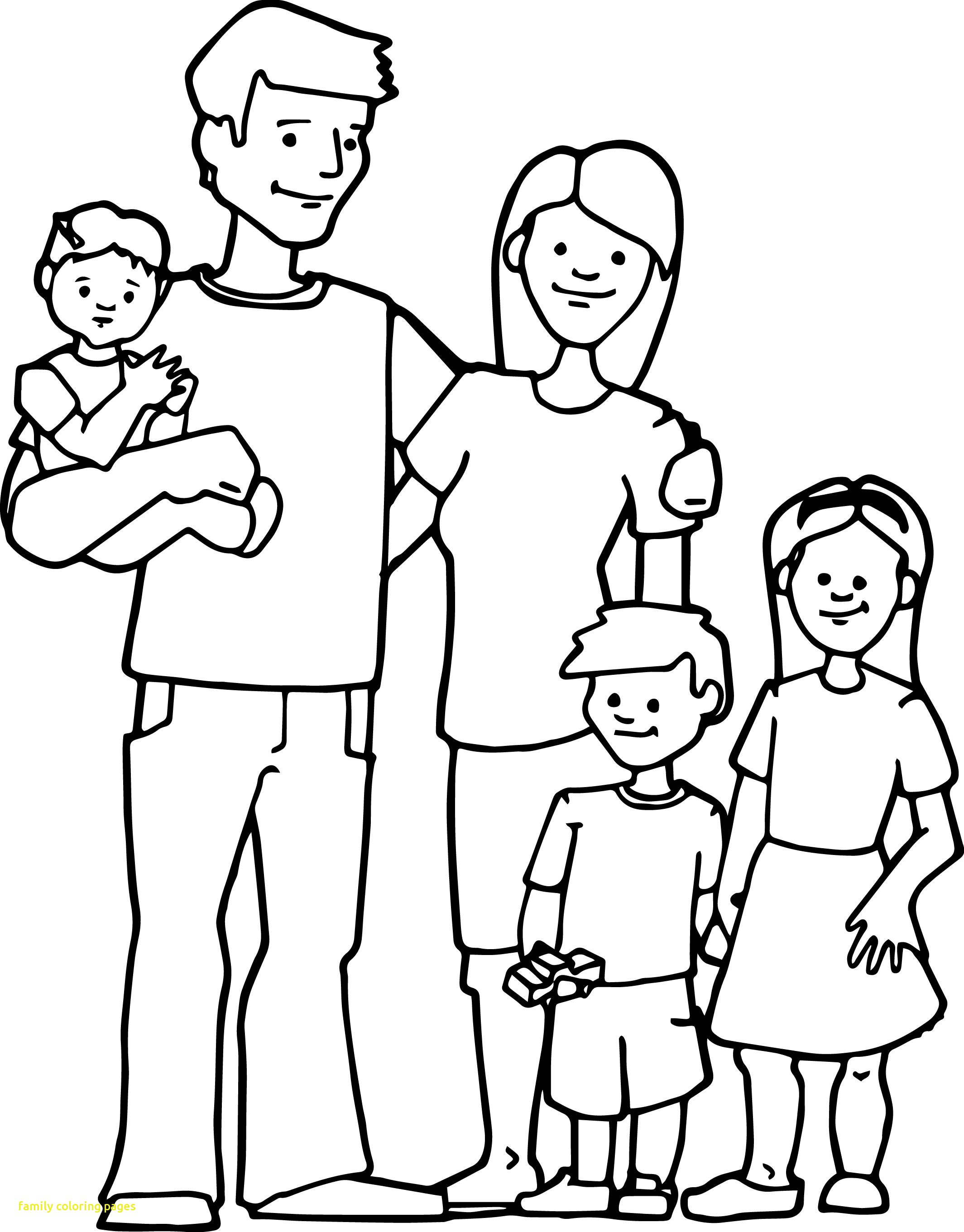 2129x2722 Family Coloring Pages With Family Coloring Pages Printable