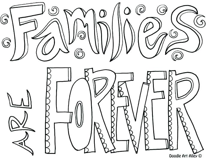 687x531 Global Coloring Coloring Page Family Coloring Pages Free Cat