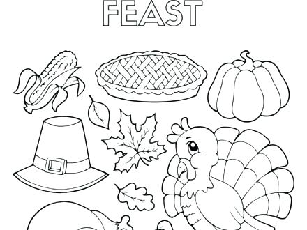 Family Dinner Coloring Pages At Getdrawings Com Free For Personal