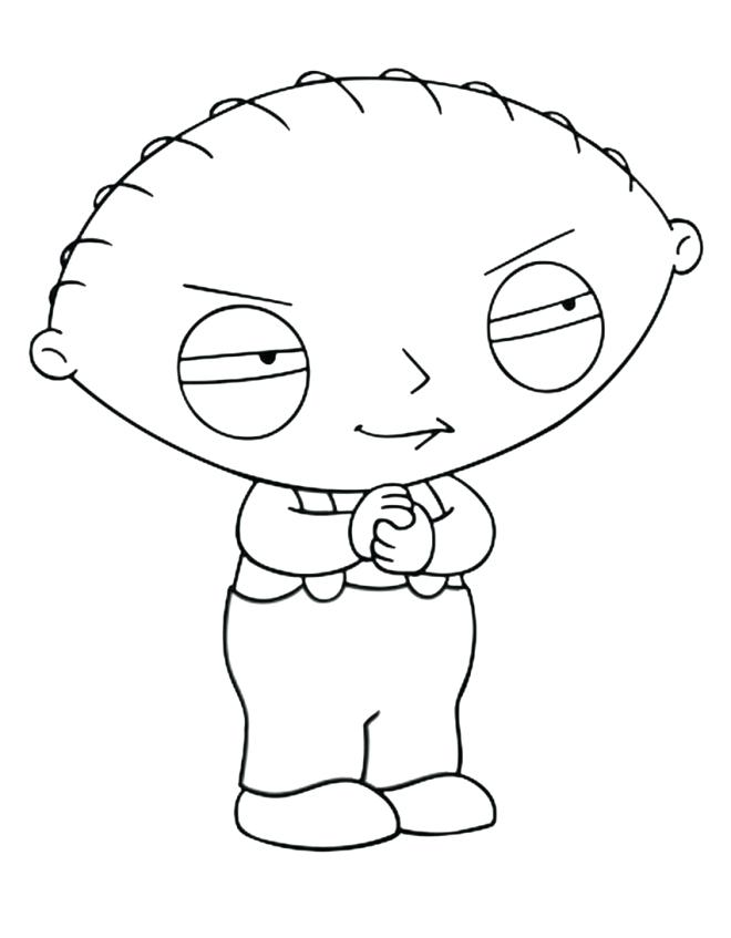 660x847 Stewie Coloring Pages Coloring Pages Of A Family Coloring Page