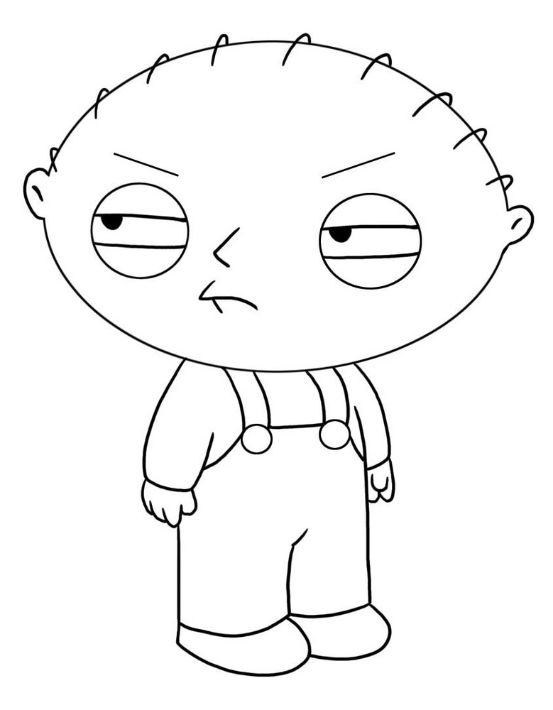 779x1000 Family Guy Coloring Pages Best Of Family Guy Coloring Pages Stewie