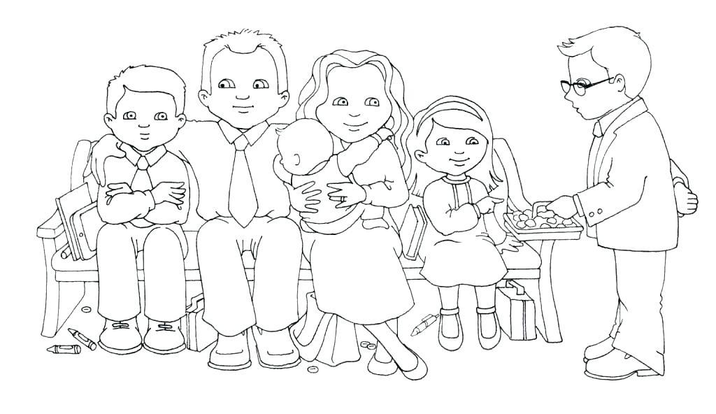 1024x592 Family Coloring Pages Family Coloring Pages Family Coloring Pages