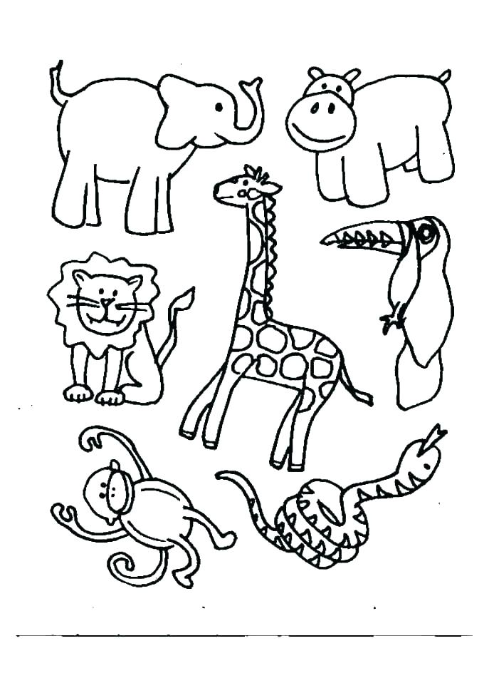 687x972 Family Coloring Pages
