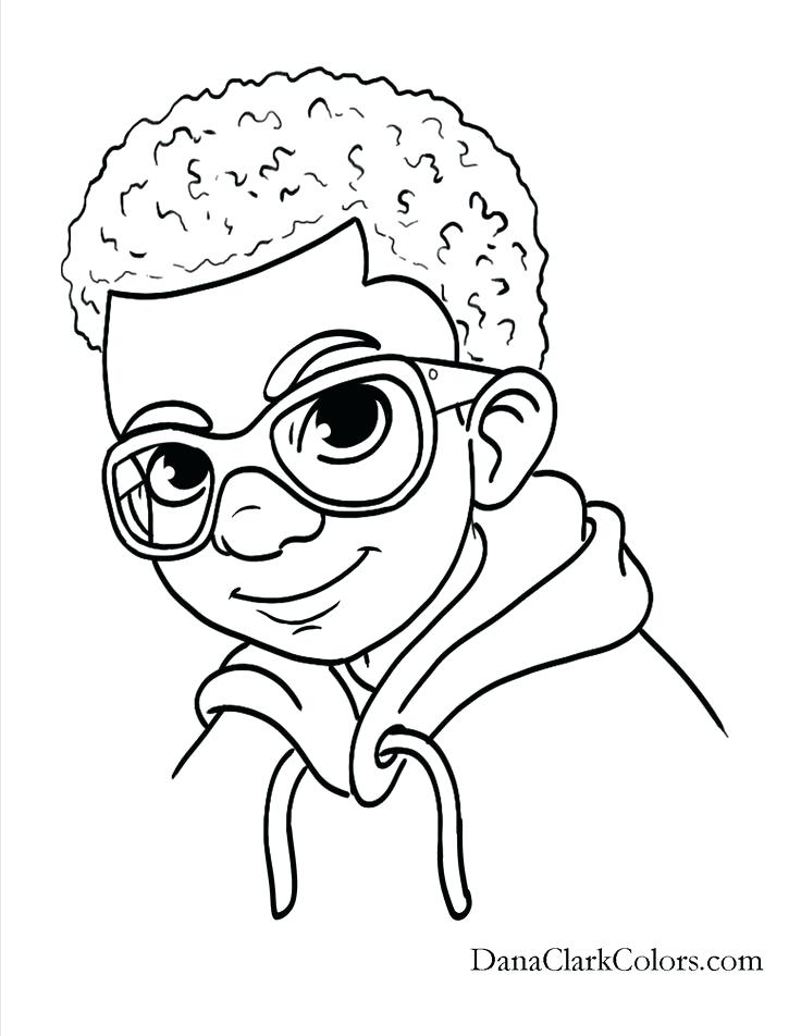 736x952 Black Coloring Pages African American Coloring Pages And Black