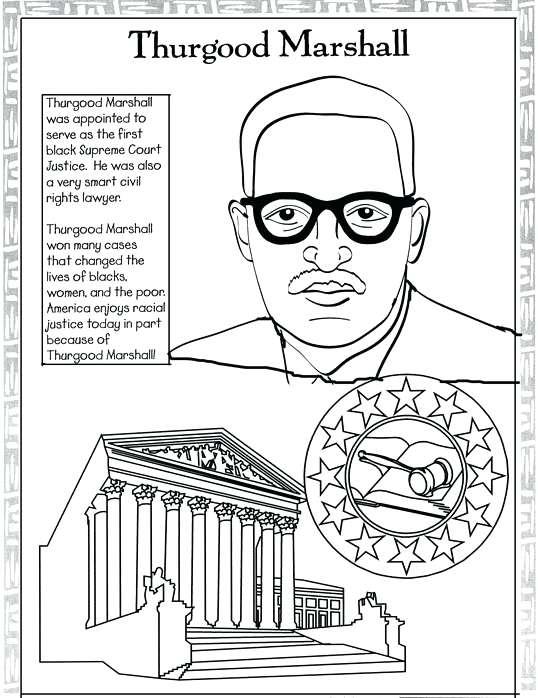 538x698 Black History Month Coloring Pages Unique Famous African Americans