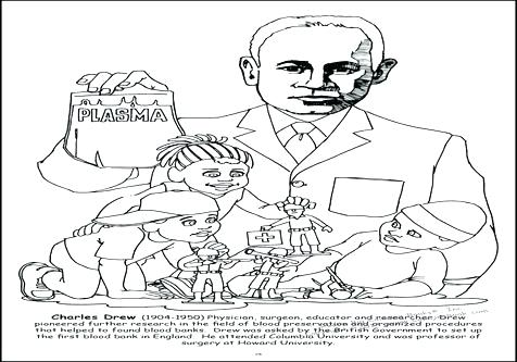 476x333 Famous African American Coloring Pages History Coloring Pages