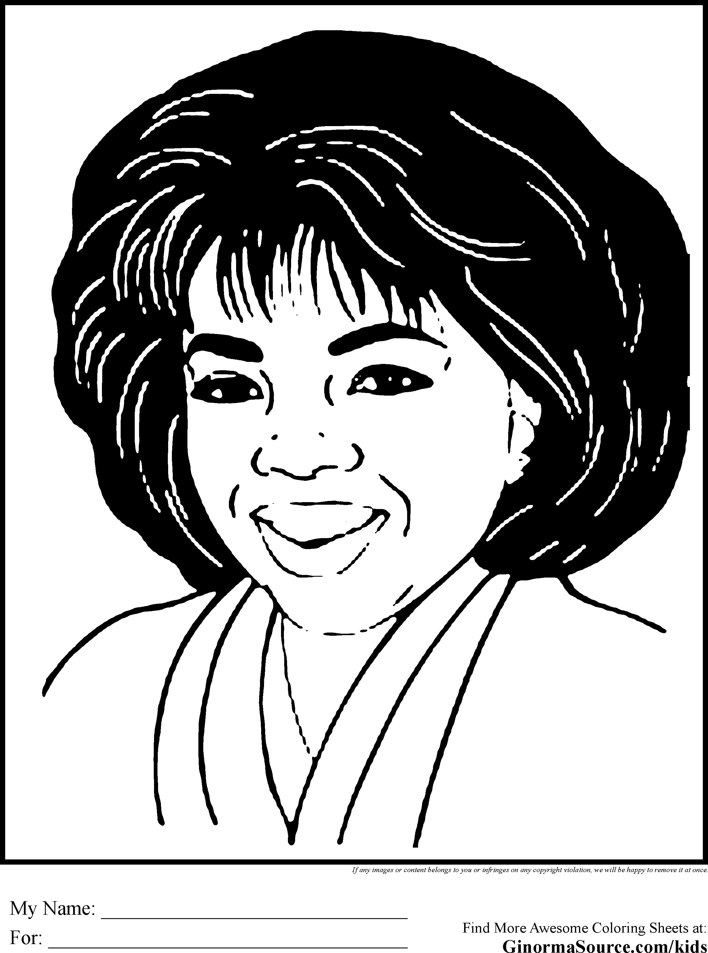 2459x3310 Useful Famous African American Coloring Pages Black History Oprah
