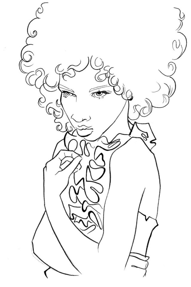 640x960 African American Coloring Pages Famous African Americans Coloring