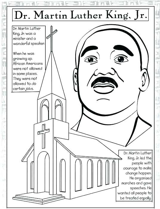 536x698 Famous African American Coloring Pages