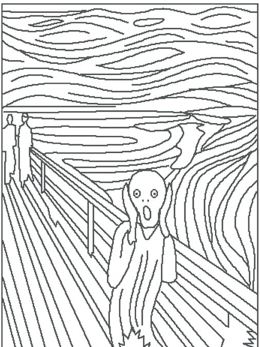 506x675 Famous Artists Coloring Pages
