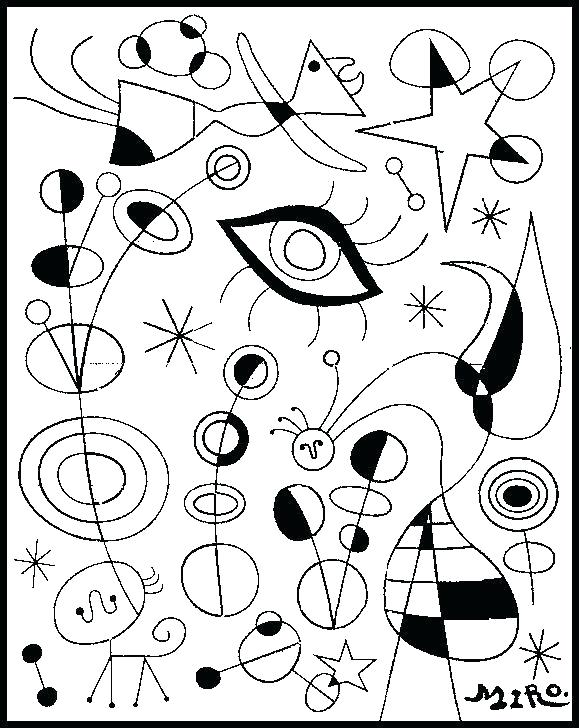 579x728 Famous Artwork Coloring Pages Famous Artwork Coloring Pages Luxury