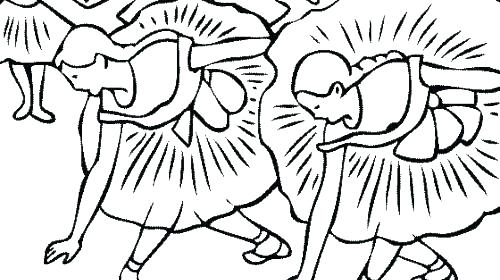 500x280 Artist Coloring Page Art Coloring Pages Artistic Coloring Pages