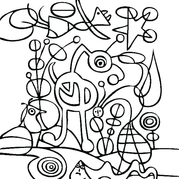 600x600 Painting Coloring Pages Famous Paintings Coloring Pages Famous