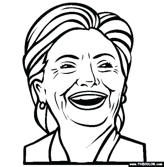 554x565 Famous People Coloring Pages Famous People Coloring Pages