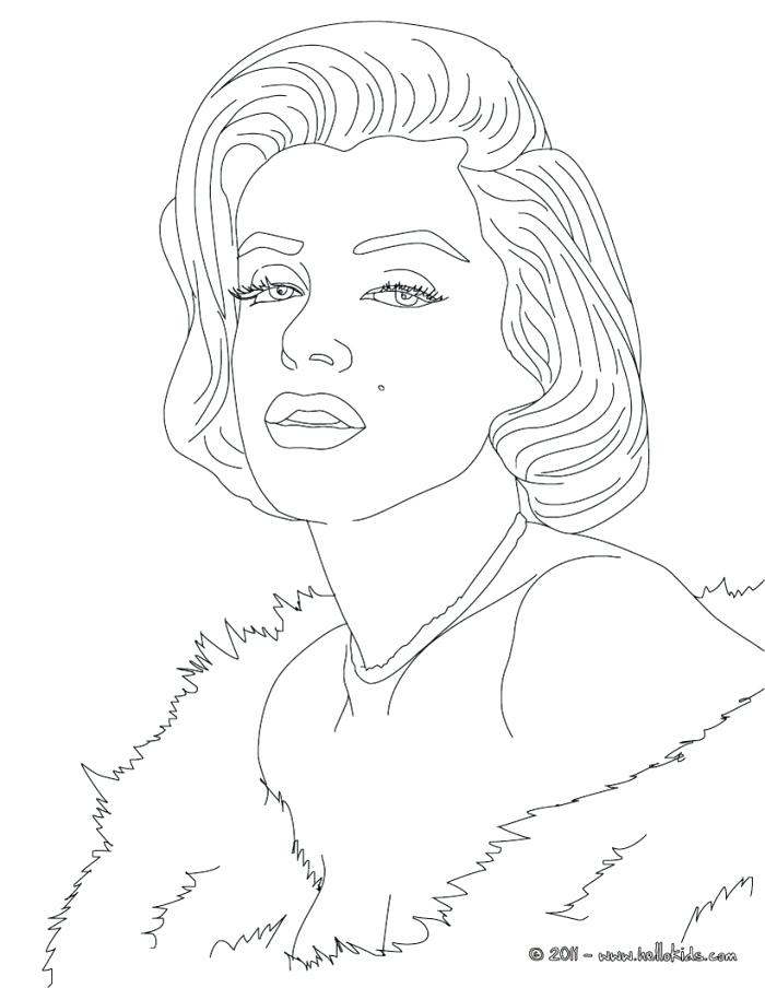 700x904 Famous People Coloring Pages Printable Free Download Printable