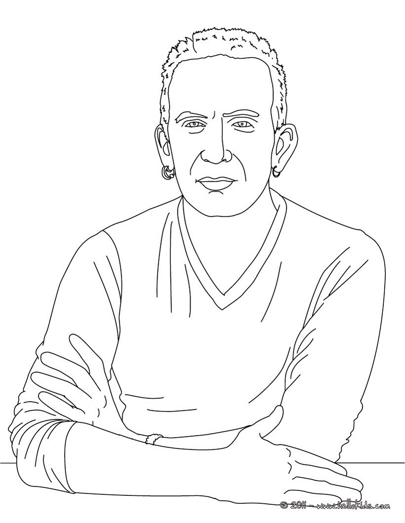 820x1060 Jean Paul Gaultier French Designer Coloring Pages