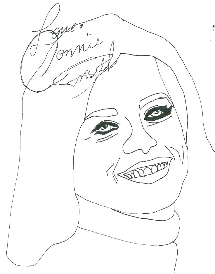 736x936 People Coloring Pages Famous People Coloring Pages For Celebrity