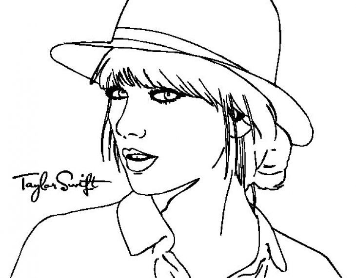 730x571 Coloring Pages Of Famous Singers Timely Coloring Pages Of Famous