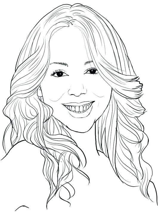 530x710 Coloring People Famous Coloring Pages Of People Best Colouring