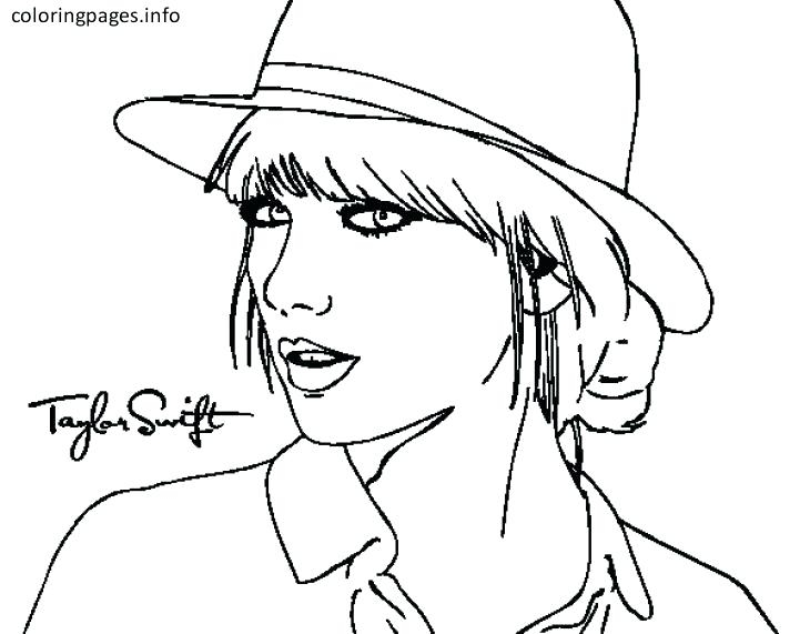 730x571 Coloring Pages Of Famous Singers Coloring Pages Free Coloring Pop
