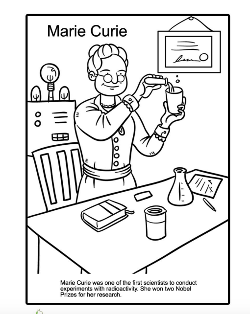 510x642 Printable Coloring Sheets That Celebrate Girl Power Huffpost