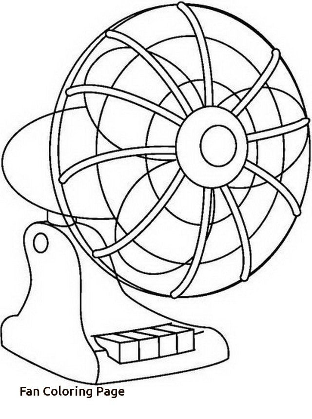 640x860 Fan Coloring Pages Fan Coloring And Painting With Fan Coloring