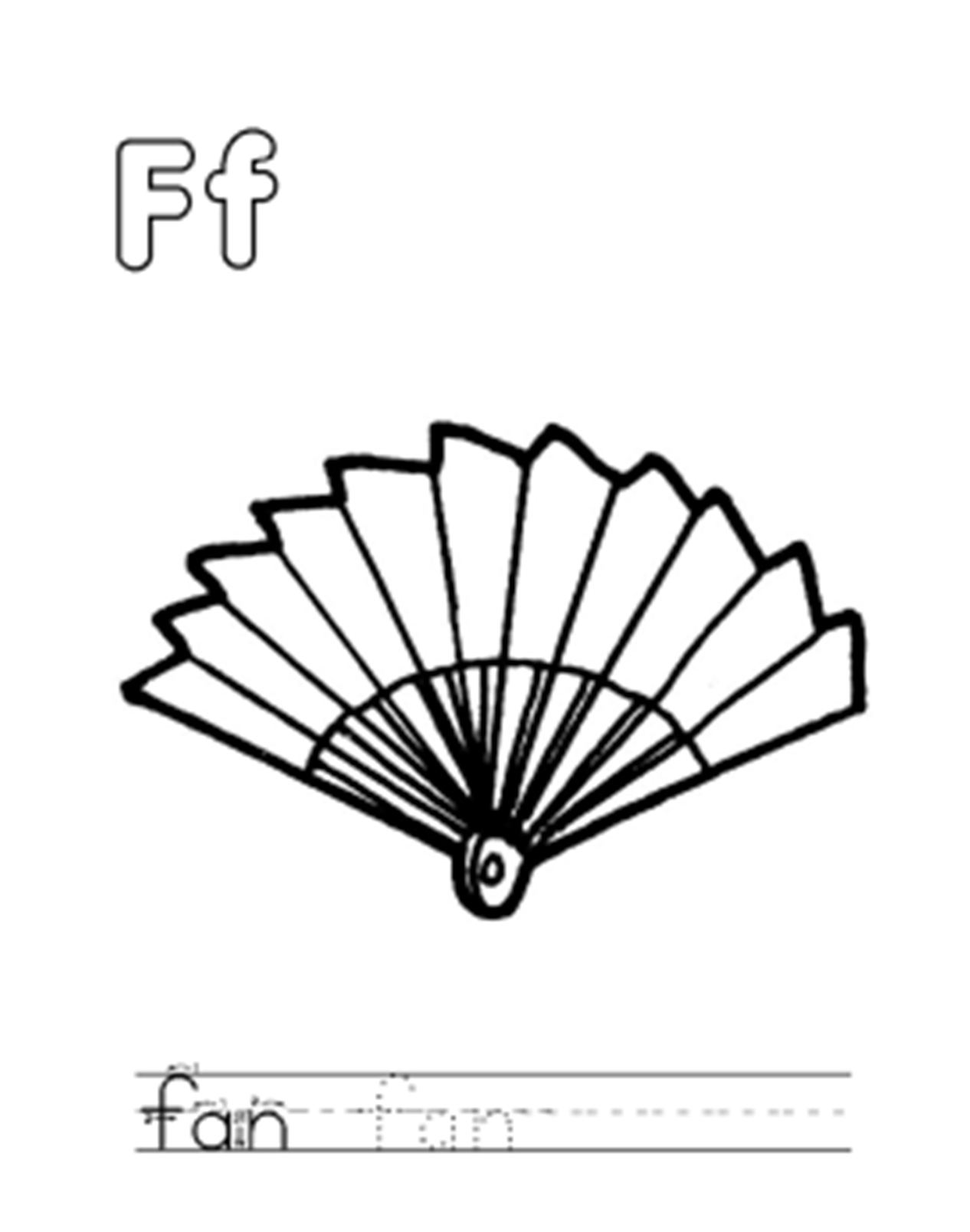 1266x1607 Fan Coloring Pages Fan Coloring Pages Printable Coloring Pages
