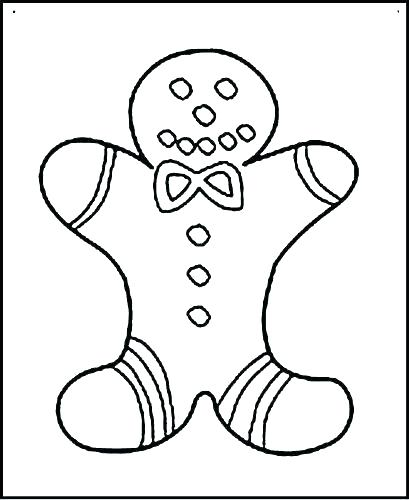 409x500 Gingerbread Coloring Pages Coloring Pages Gingerbread Man