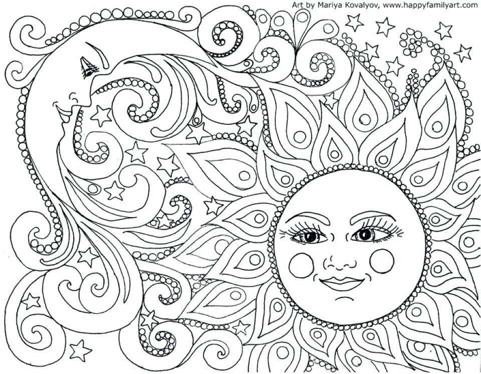 960x746 Coloring Pages Space Space Coloring Sheets Marvelous Outer Space