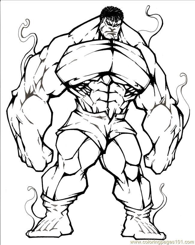 650x816 Fantastic Coloring Page