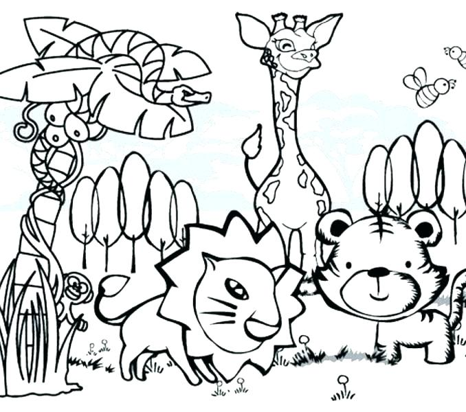 Farm Coloring Pages Free Printable At Getdrawings For Rhgetdrawings: Farm Animals Coloring Pages Free Printable At Baymontmadison.com