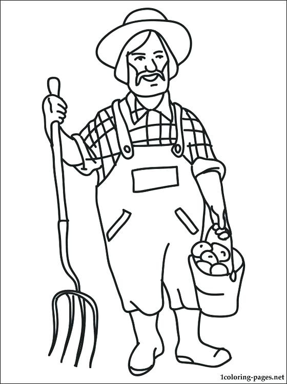 560x750 Farm Coloring Page Farm Coloring Pages Farm Animals Coloring Page