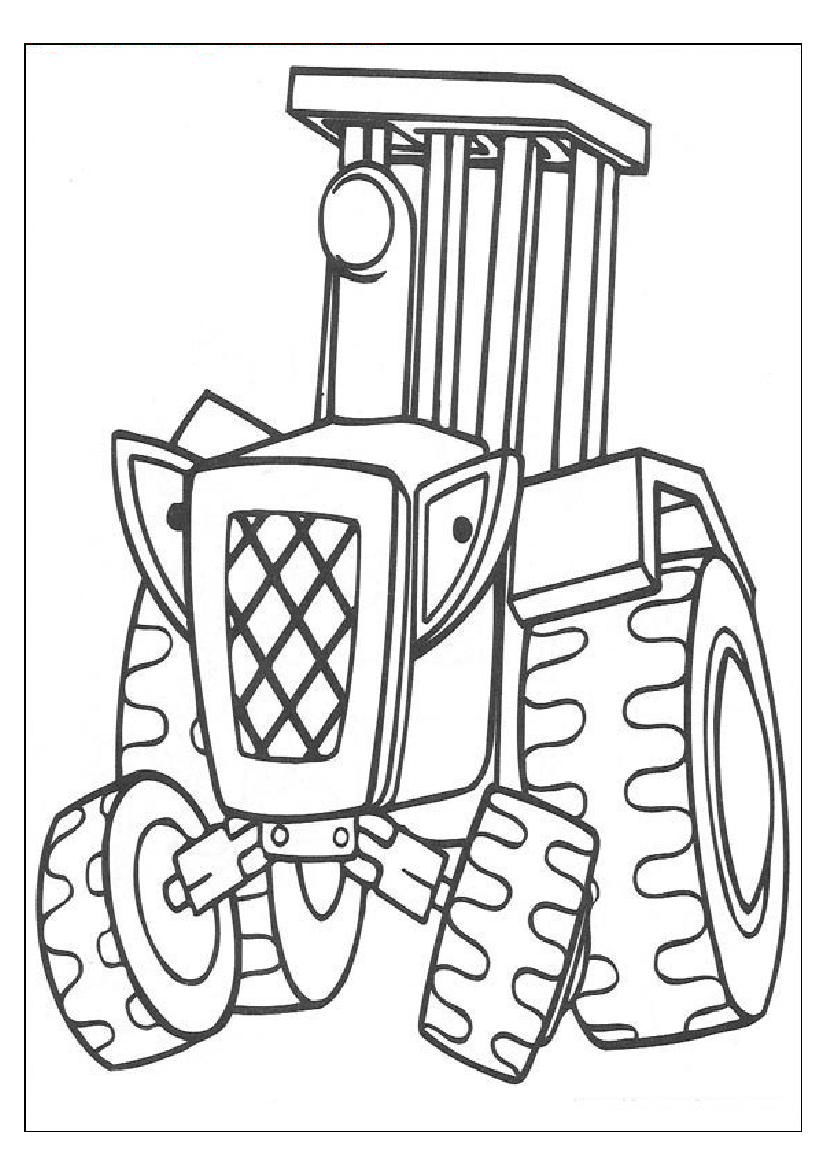 826x1169 Brilliant Farmall Tractor Coloring Pages Like Modest Article