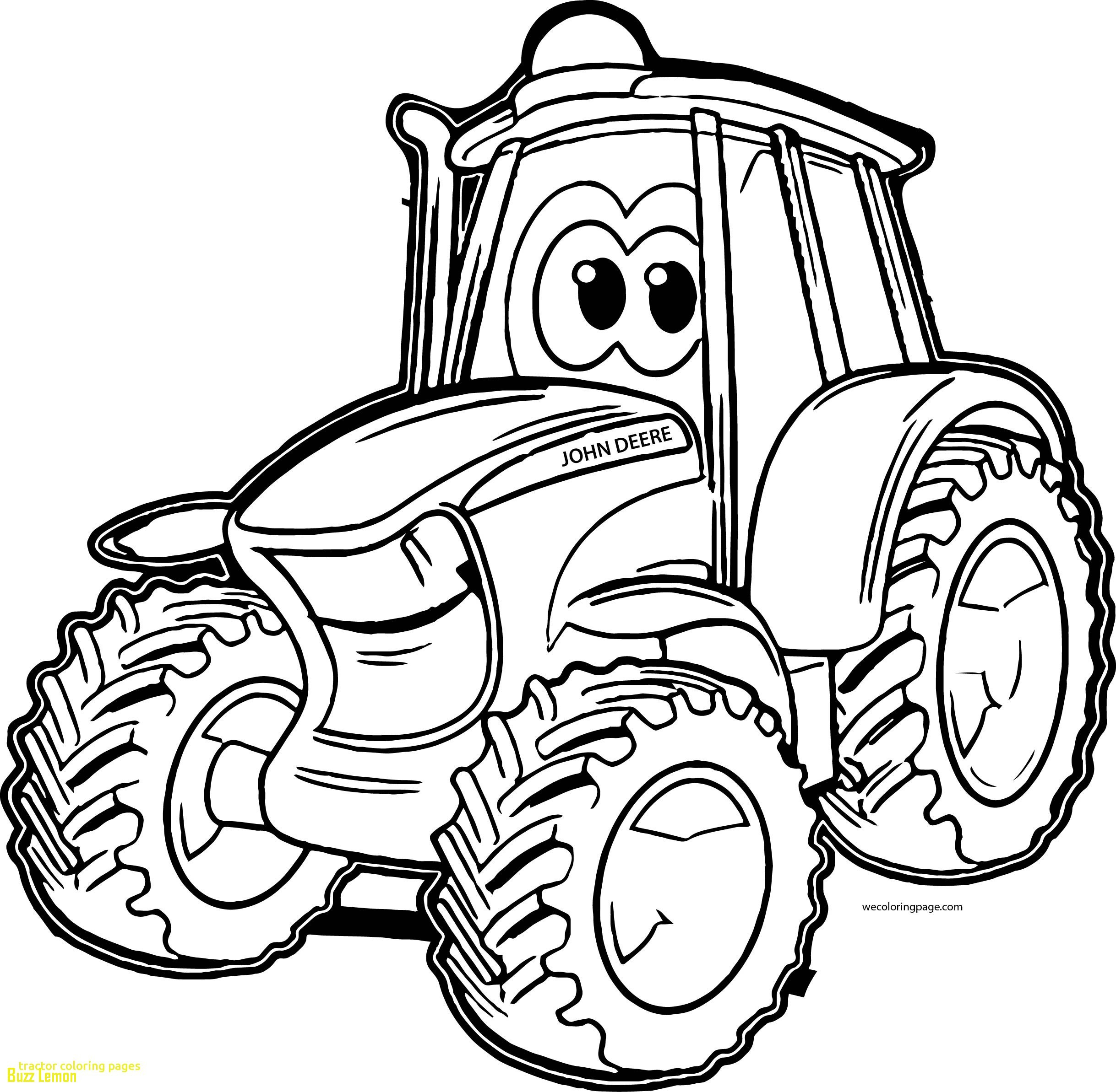 2437x2387 Elegant Coloring Page Tractor Buzz Beautiful Pages