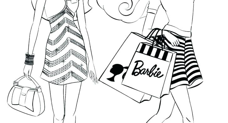 728x393 Fashion Design Coloring Pages Fashion Design Coloring Pages Barbie