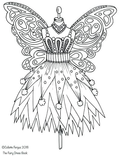 Fashion Coloring Pages At Getdrawings Free Download