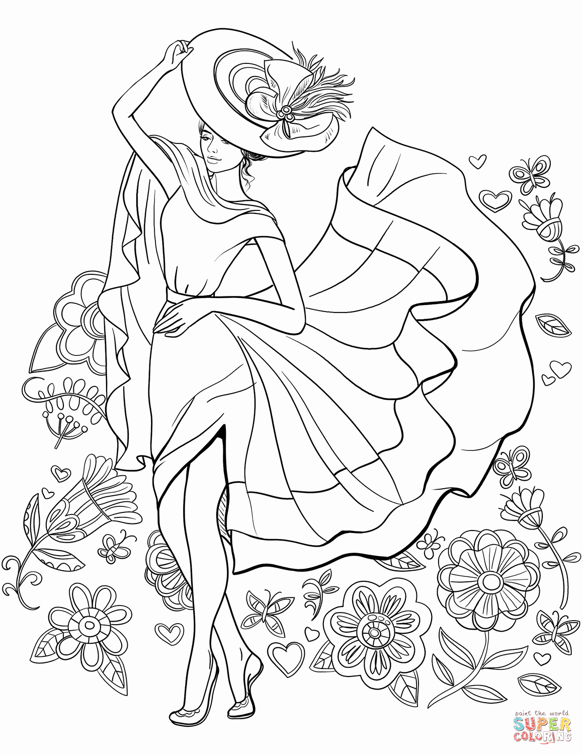 1159x1500 American Girl Doll Coloring Pages Saige Gtm Ccamish Barbie Fashion