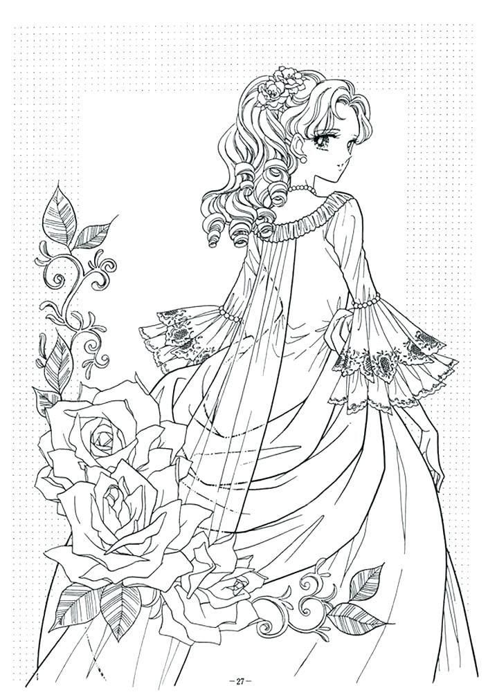 Fashion Model Coloring Pages at GetDrawings.com | Free for ...