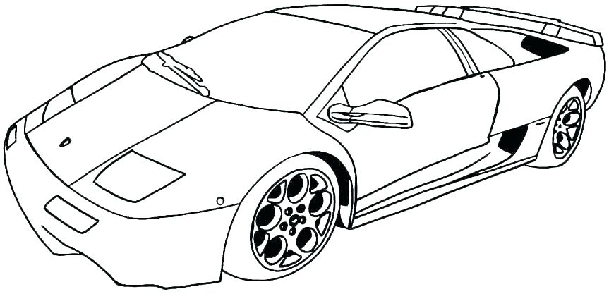 863x417 Fast Car Coloring Pages Hummer Fast And Furious Cars Colouring
