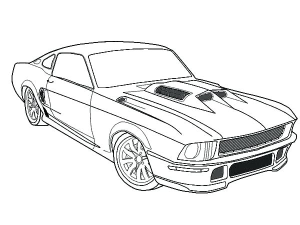600x450 Fast Cars Coloring Pages Race Car Coloring Pages Fast Car Coloring