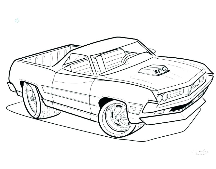 878x689 Fast Cars Coloring Pages S Fast And Furious Cars Colouring Pages