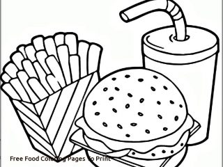 320x240 Food Colouring Pages Free Coloring Pages For Kids And Adults