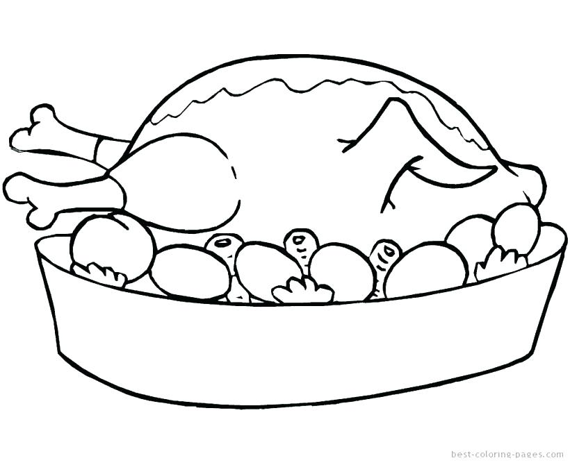 820x670 Fast Food Coloring Pages Fast Food Coloring Pages Fast Food
