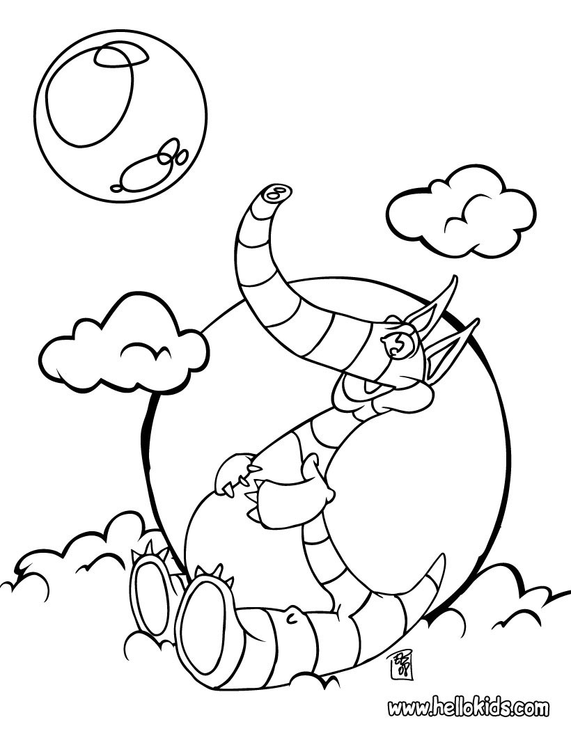 820x1060 Fat Dinosaur Coloring Pages