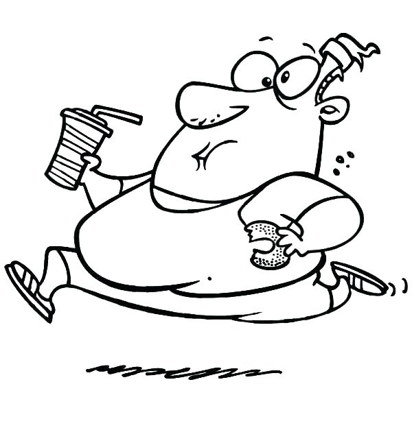 600x627 Coloring Pages For Kids Boys New Fat Coloring Pages Kids Boy