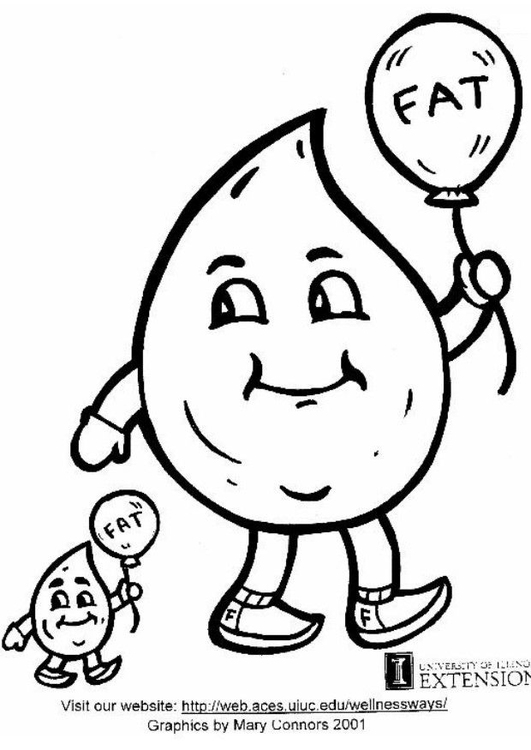 531x750 Coloring Page Fat